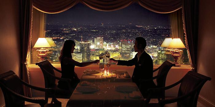 ル シエール/横浜ロイヤルパークホテル 68階 2