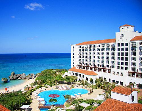 ホテル日航アリビラ ヨミタンリゾート沖縄1