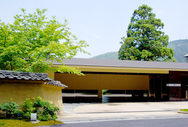 箱根・翠松園