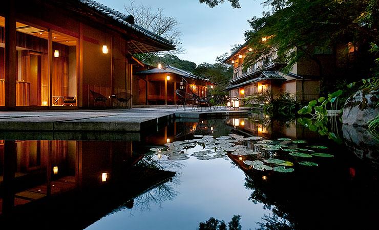 星のや 京都1