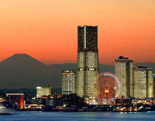 横浜ロイヤルパークホテル1