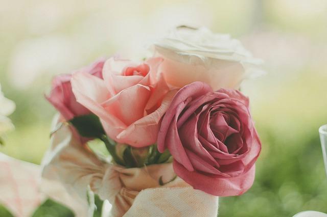 感謝の気持ちを形にして花を贈る