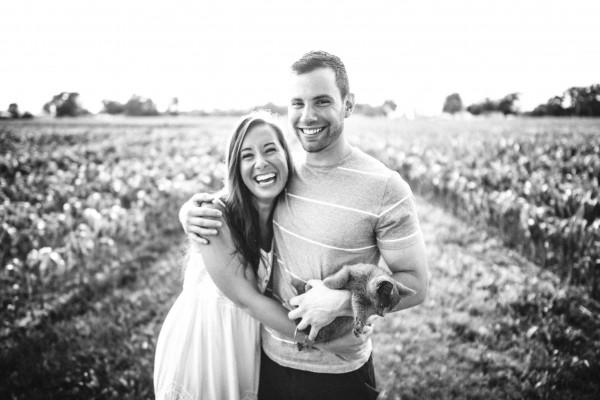 2人の初デートに撮った思い出の写真