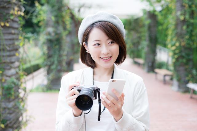 女性必見!婚活サイトに使用する写真の撮り方とプロフィールの書き方