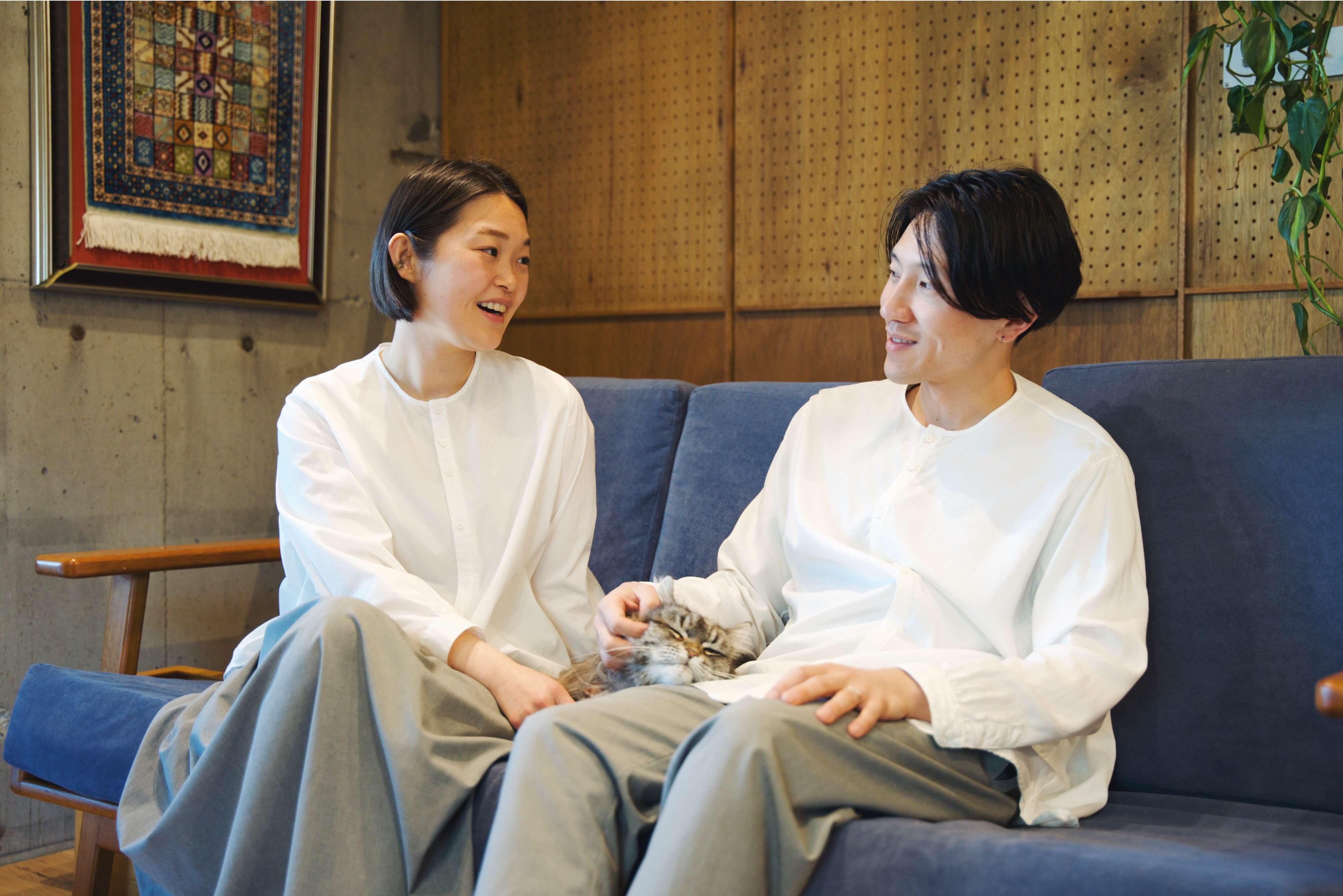 ペアーズでご結婚されたGokiさん・Momokoさんご夫婦