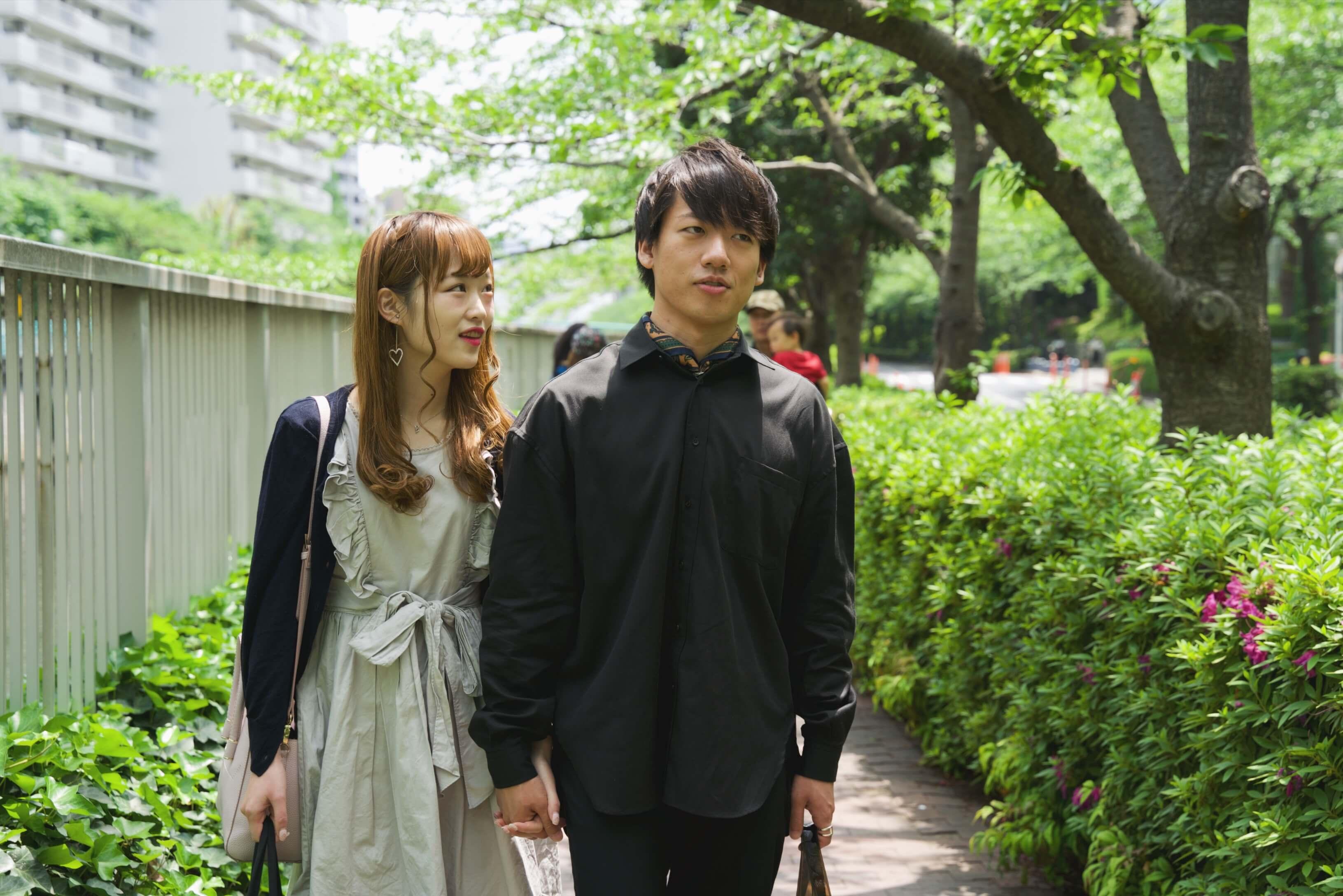 ペアーズを通してご結婚されたNatsukiさん・Marikoさんご夫妻