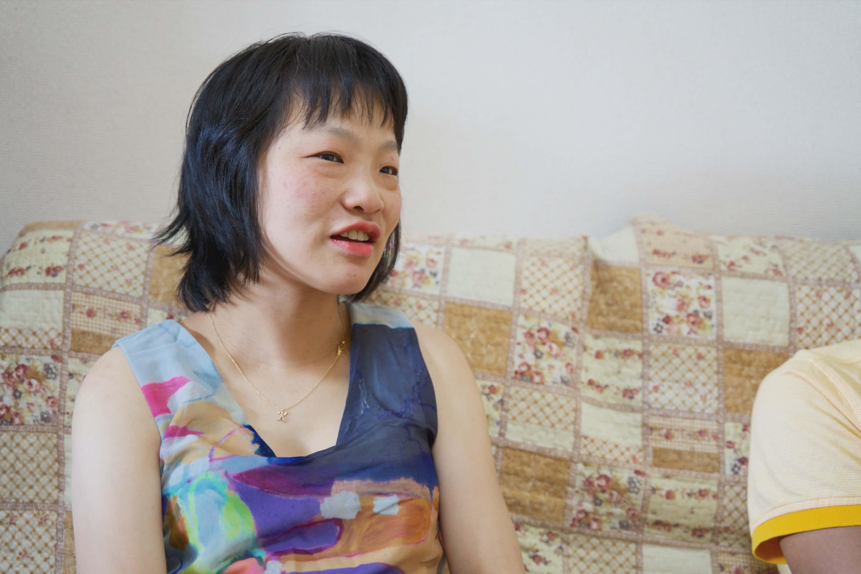 フットワークが軽いHisayukiさんに興味がわいてきたKaoriさん
