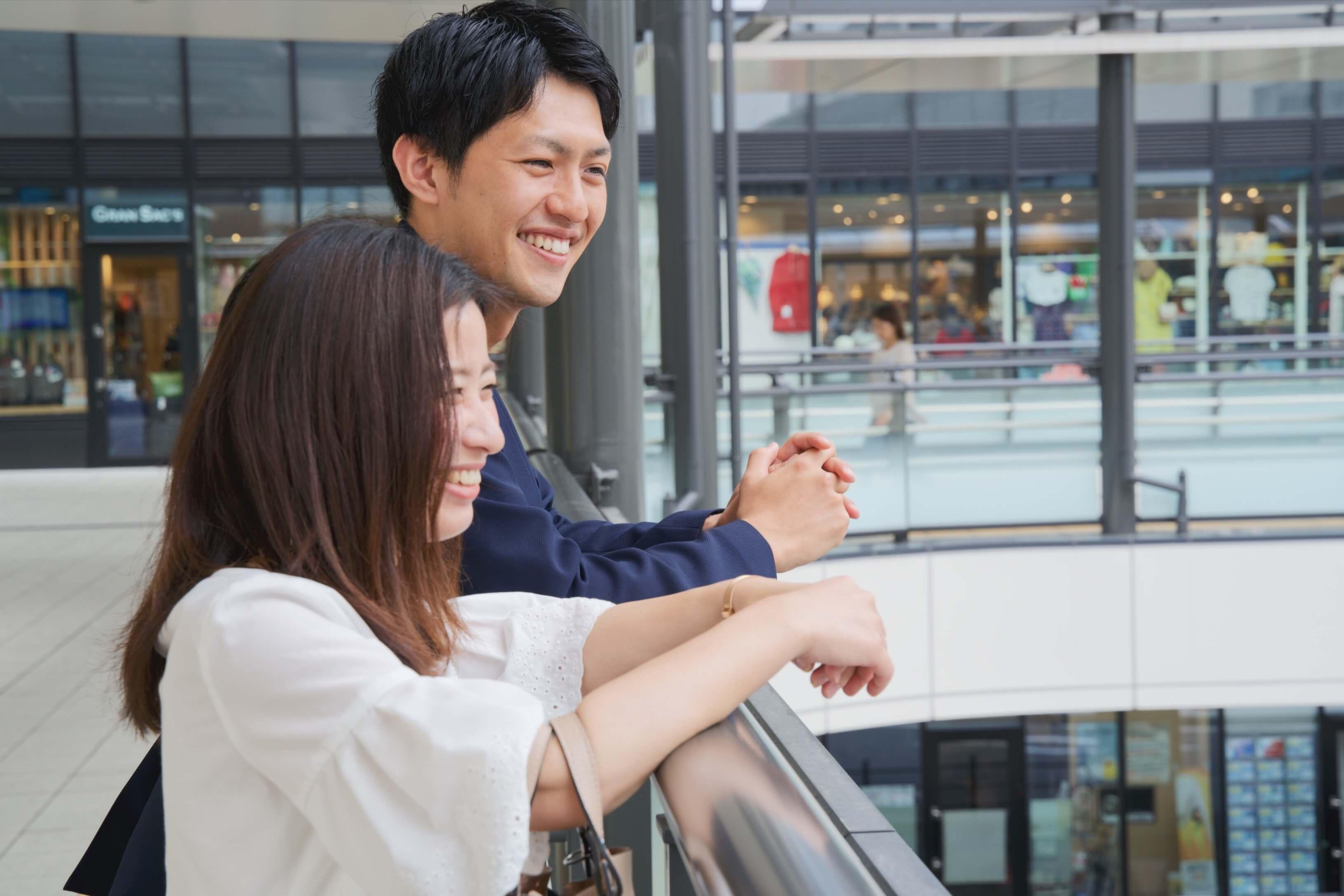取材に協力いただいたKazuyaさんSakiさんご夫妻
